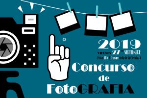 Portada Concurso de Fotografía 2019