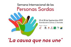 Semana Internacional de las personas sordas 2019