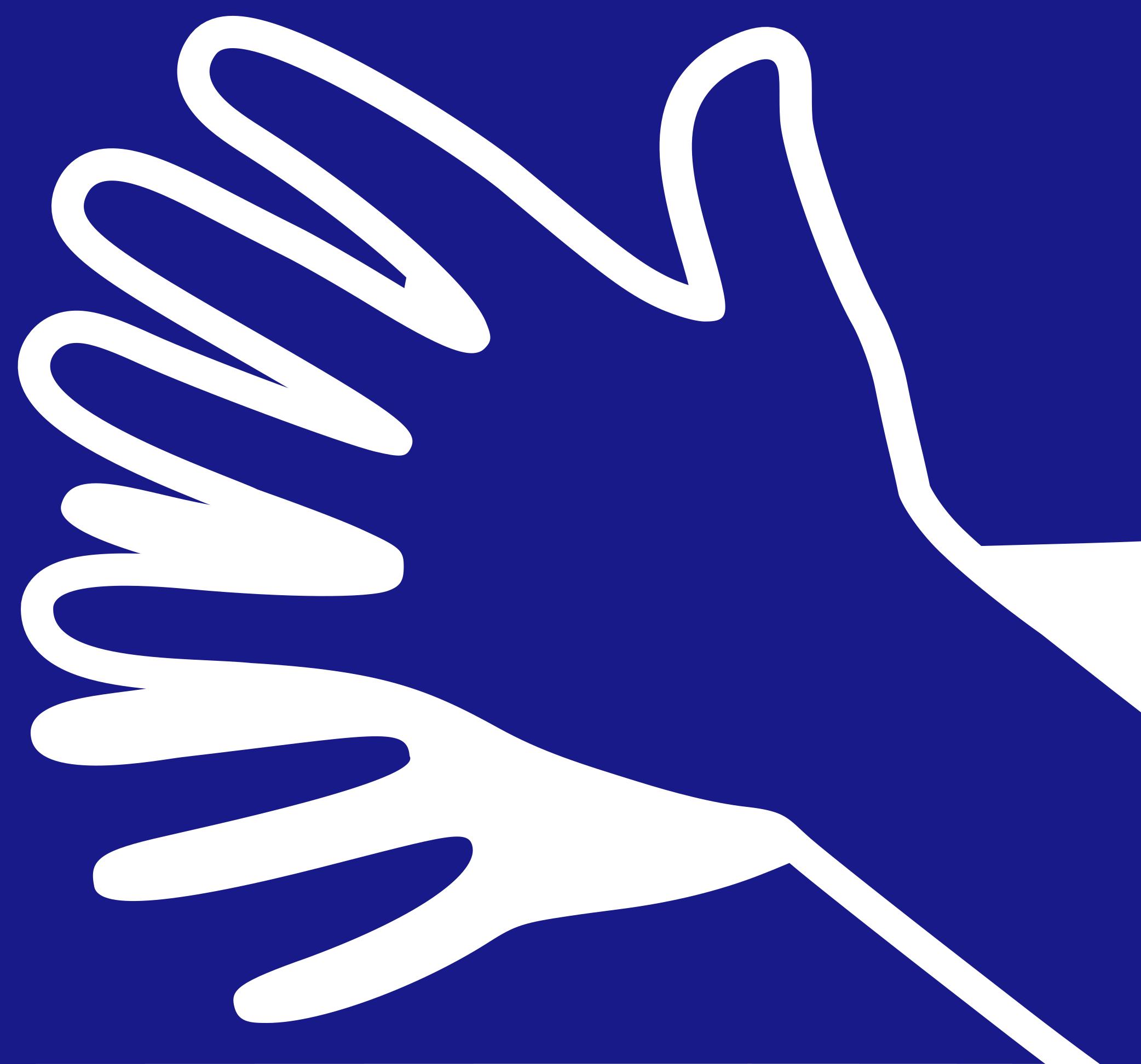 Resultado de imagen de lengua de signos simbolo