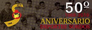 50 aniversario de deportes